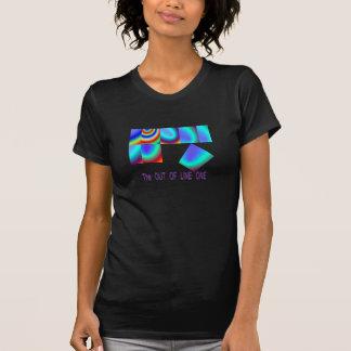 Blue Squares T Shirts