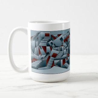 Blue Stairway Cup