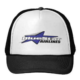 Blue Star Airlines Mesh Hat