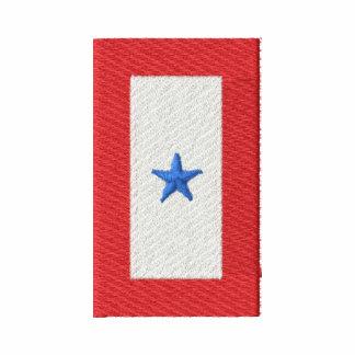 Blue Star Banner( Serving Active Duty) Embroidered Jacket