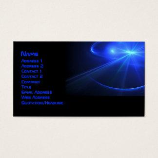 Blue Star Business Card