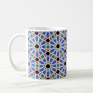 Blue Star Design 325 ml  Classic Mug