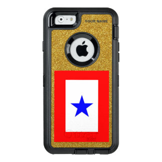 BLUE STAR MOTHERS OtterBox iPhone 6/6S CASE