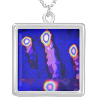 BLUE STAR Sparkles : BEST Friend Ever Necklace