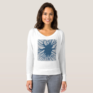 Blue Starburst T-Shirt