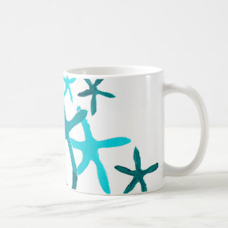 Blue Starfish Coffee Mug