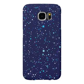 Blue Stars 2 - galaxy s6 case