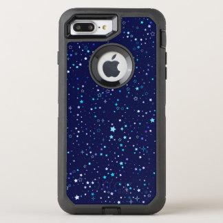 Blue Stars 2 - iphone7 plus OtterBox Defender iPhone 8 Plus/7 Plus Case