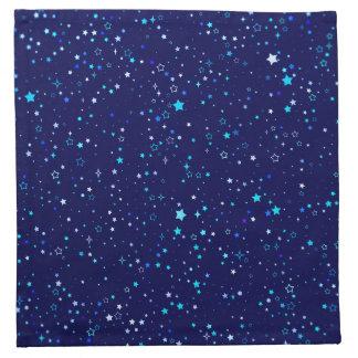 Blue Stars 2 Napkin