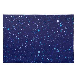 Blue Stars 2 Placemat