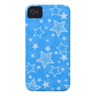 Blue Stars BlackBerry Bold Case