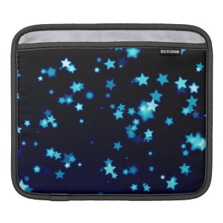 Blue Stars - Custom Your Color- iPad wide sleeve
