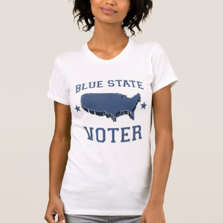 BLUE STATE VOTER TANKTOP