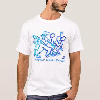 Blue Stick BLP, The Brown Liquor Pickers T-Shirt