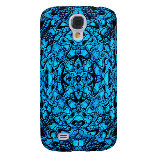 Blue Stone Galaxy S4 Cover