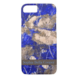 Blue Stone iPhone 8/7 Case