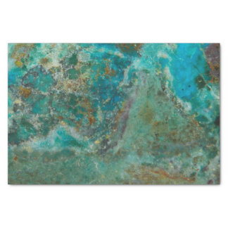 Blue Stone Tissue Paper