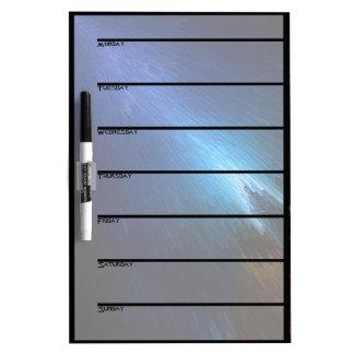Blue Streak Stack Dry Erase Whiteboards