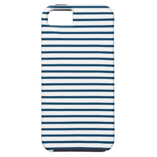 Blue Stripes iPhone 5 Covers