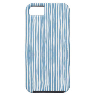 Blue stripes case for the iPhone 5