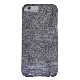 BLUE STUCCO TEXTURE BARELY THERE iPhone 6 CASE