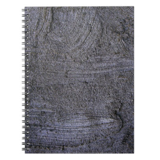 BLUE STUCCO TEXTURE NOTE BOOK