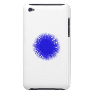 Blue Sun Barely There iPod Case