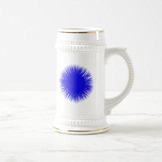 Blue Sun Beer Stein