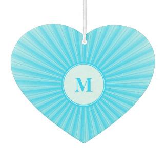 Blue Sun Monogram
