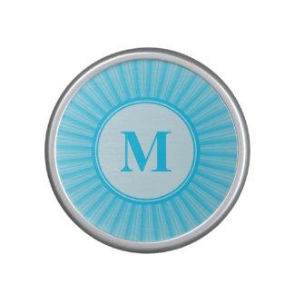 Blue Sun Monogram Customisable Speaker