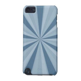 Blue Sunburst iPod Touch 5G Case