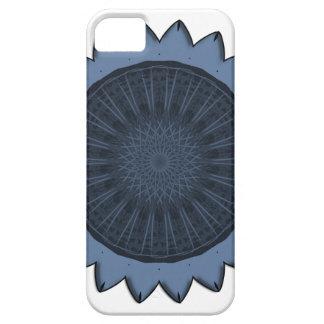 Blue Sunflower Vector Art iPhone 5 Covers