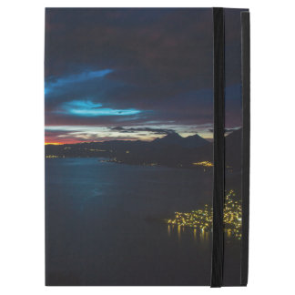 Blue sunset iPad pro case