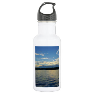 Blue Sunset Lake Of Ozarks 532 Ml Water Bottle
