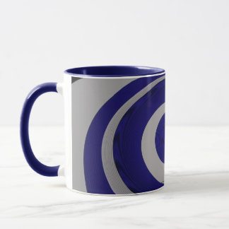 Blue Surf Two mug