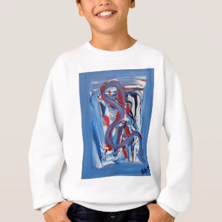 Blue Swan Sweatshirt