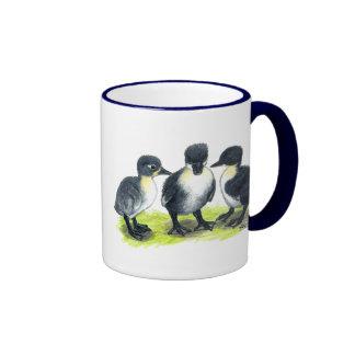 Blue Swedish Ducklings Mug