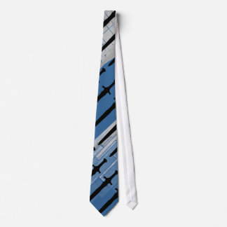 Blue Sword Tie