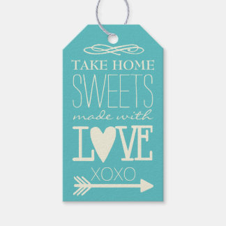 Blue Take Home Sweets Guest Favor (change colors)