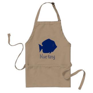Blue Tang Standard Apron