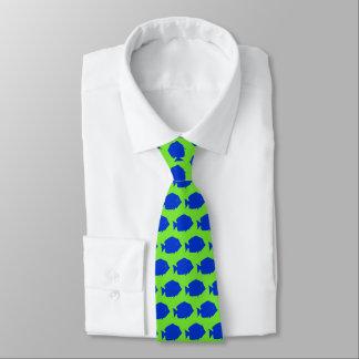 Blue Tang Tie