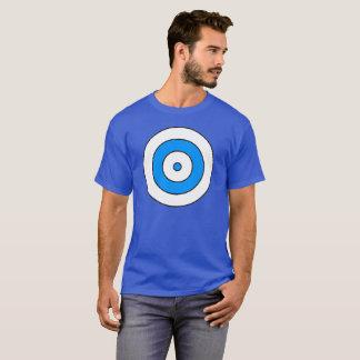 Blue Targeteer T-Shirt