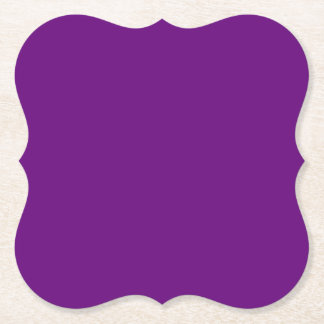 BLUE Template DIY change colour ADD TEXT IMAGE Paper Coaster