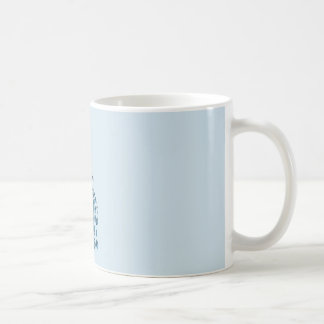 Blue Tentacle Trio Mug