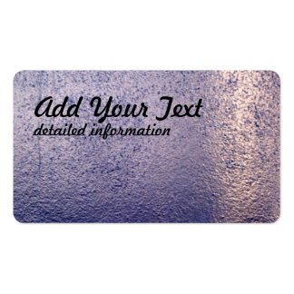 Blue Textured Wall Double-Sided Standard Business Cards (Pack Of 100)