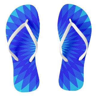 Blue Thongs