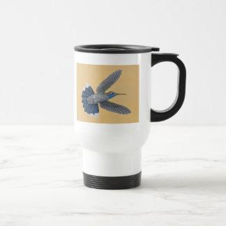 Blue-throated Hummingbird Travel Mug