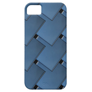 Blue Tiles iPhone 5 Covers