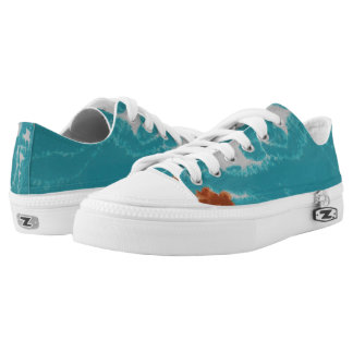Blue Times Low Tops