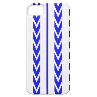 Blue Tire Tread iPhone 5 Cover